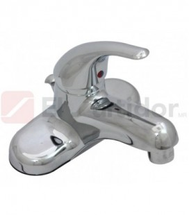 Monomando Para Lavabo American Standard Colony Soft Drenaje Speed Connect Cromo