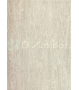 Muro Travertino 33.3x46 Hueso 1.07m Lamosa