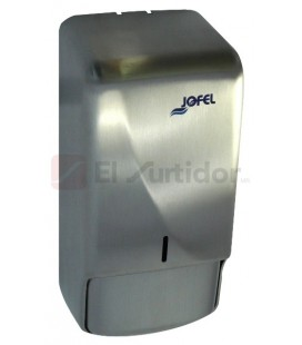 Dispensador Jabon Rellenable Negra 800ml Jm-2013dn Diamont