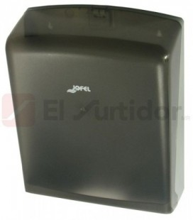 Dispensador de Toallas Jofel Z-600 Dt33002 Humo