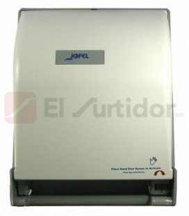 Dispensador Toalla Barra Blanco Td021603-004 Palmer