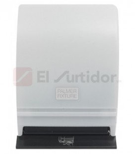 Dispensador Toalla Interdobl Transparente T-6100pt Clar