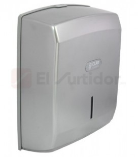 Dispensador de Toallas Interdobladas Jofel T-6100pc Clar System Cromo
