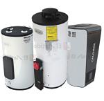 Calentadores de agua de depósito calorex