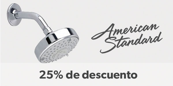 American Standard -25%