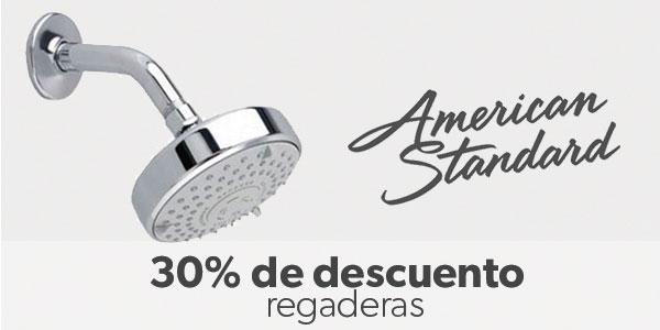 Regaderas American Standard -30%