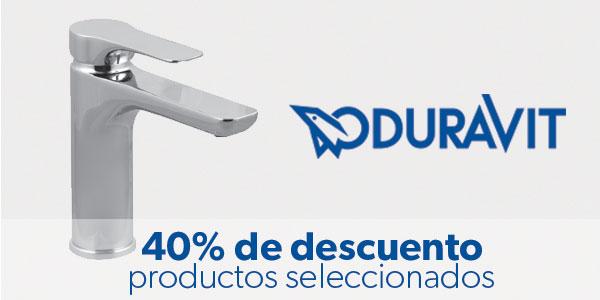 Productos seleccionados Duravit -40%