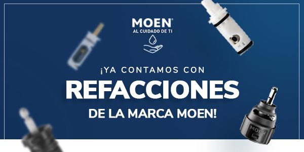 Refacciones Moen