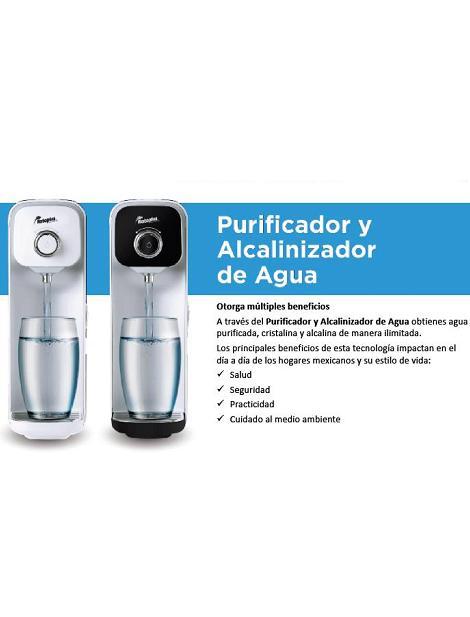 Alcalinizador de agua