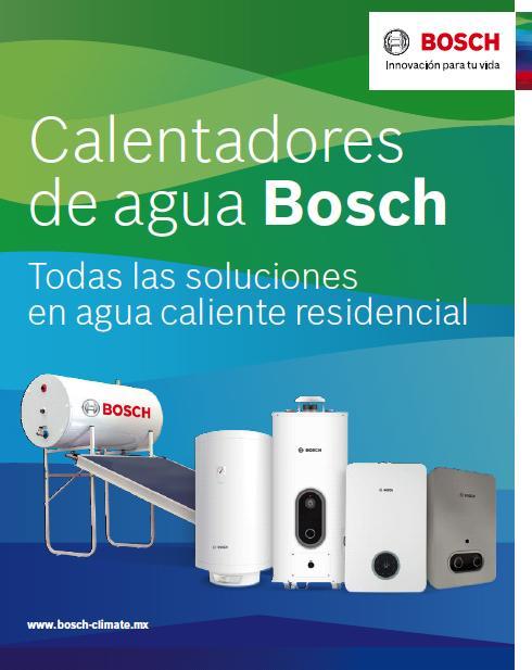 Bosch Calentadores 2021