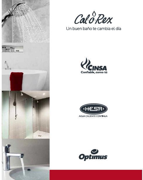 Calorex Catálogo 2021