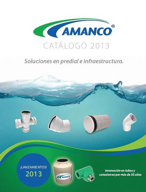 Amanco N.03 Catálogo 2013