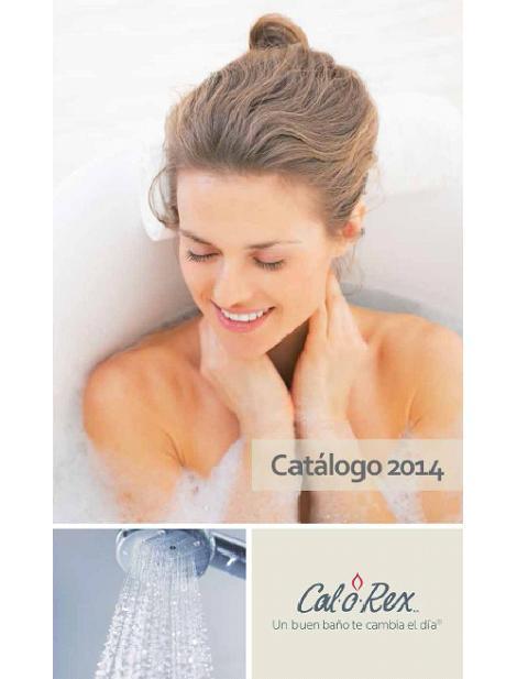 Calorex N.07 Catálogo general