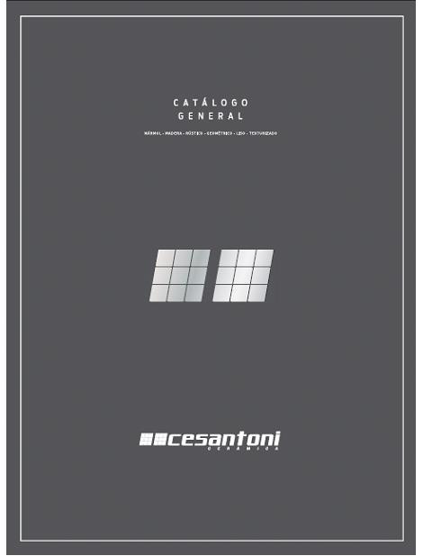 Cesantoni N.08 Catálogo general 2016
