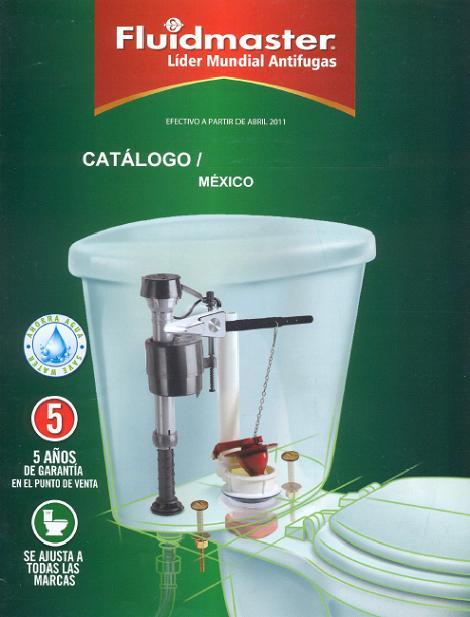 Fluidmaster N.01 Catálogo 2011