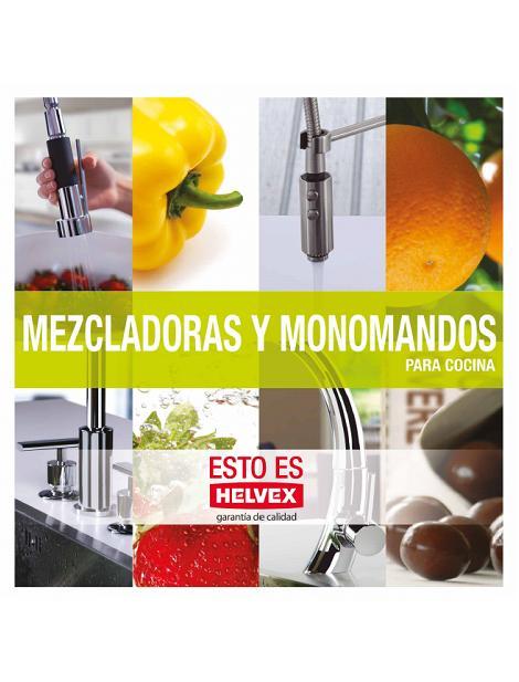 Helvex N.33 Mezcladoras y monomandos 2016