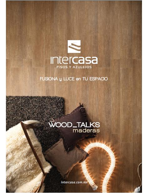 Intercasa N.02 Porcelanatos de Madera