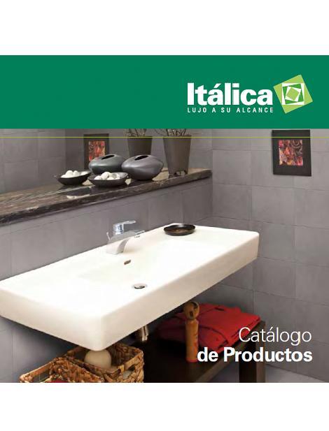 Itálica N.06 Catálogo general 2015