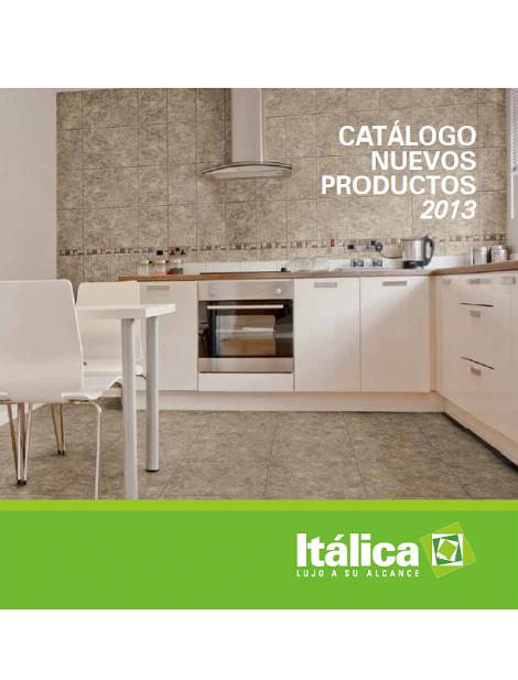 Itálica N.07 Catálogo 2013