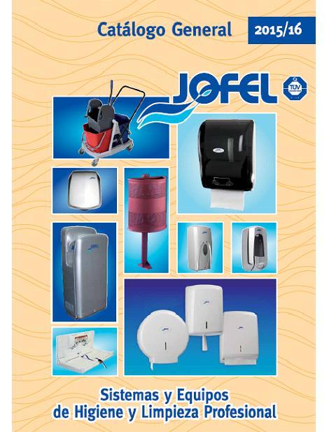 Jofel N.05 Catálogo 2015