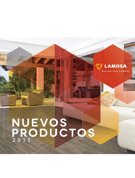 Lamosa N.13 Catálogo 2015
