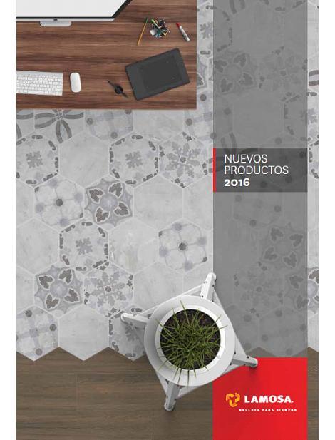 Lamosa N.14 Catálogo de productos 2016