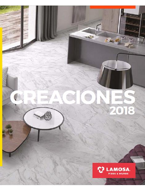 Catálogo Lamosa 2018