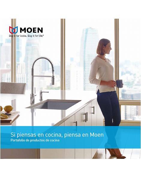 Moen N.04 Catálogo general 2016