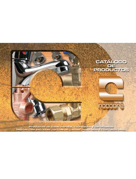 Nacobre N.01 Catálogo 2012