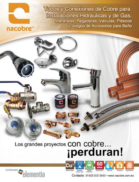 Nacobre N.02 Catálogo 2014