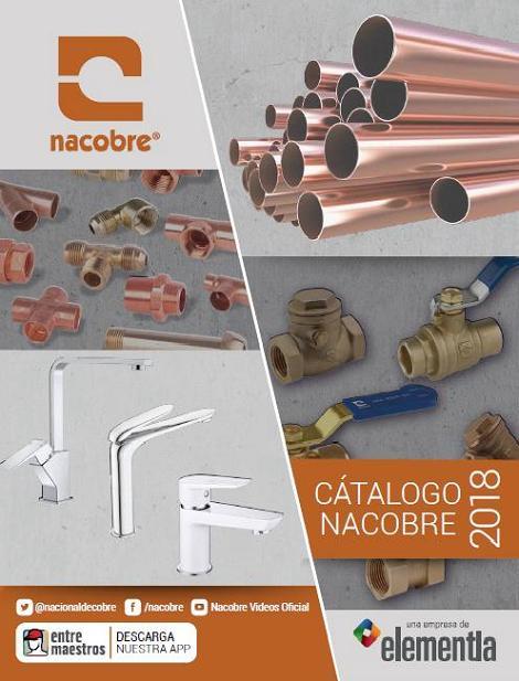 Catálogo Nacobre 2018
