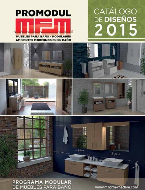 Promodul N.01 Nuevos diseños 2015