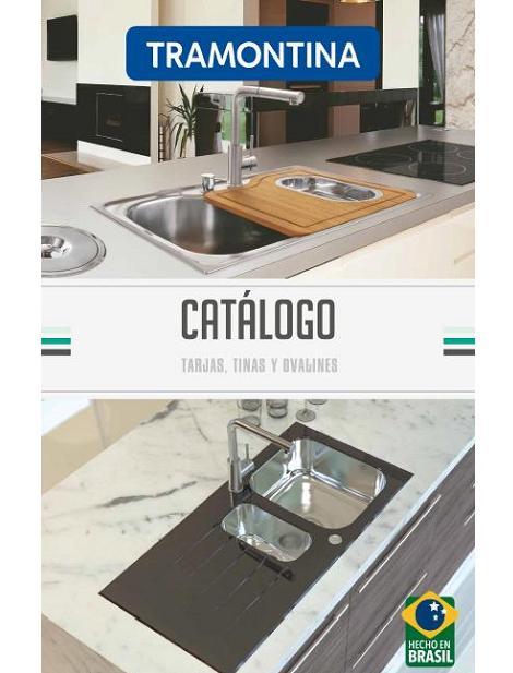 Catálogo Tarjas, Tinas y Ovalines