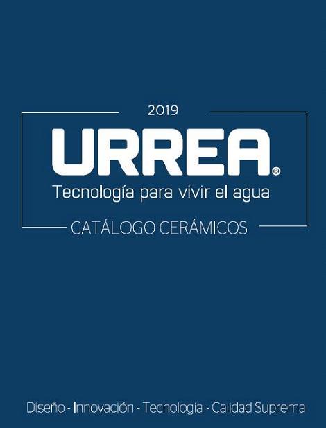 Catálogo Urrea Cerámicos 2019