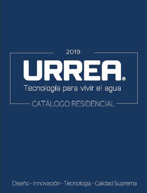 Catálogo Urrea Residencial 2019