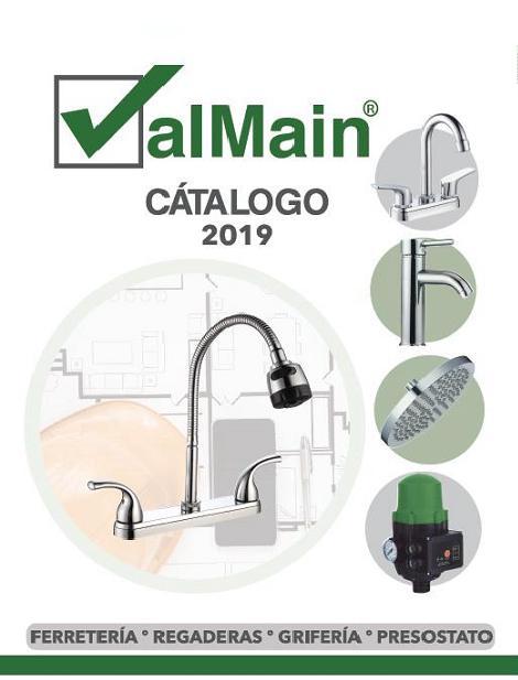 Catálogo Valmain 2019