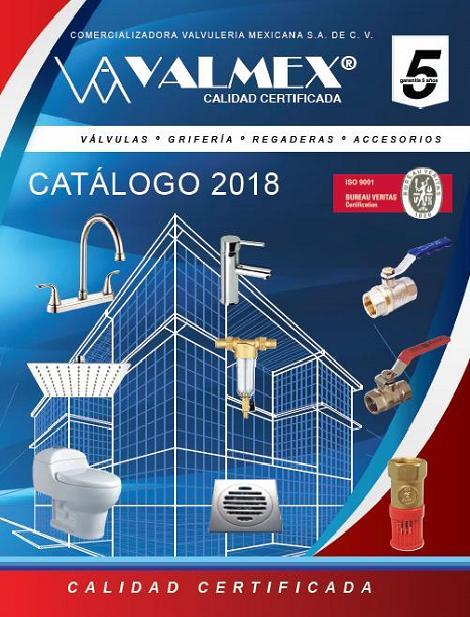 Catalogo Valmex 2018