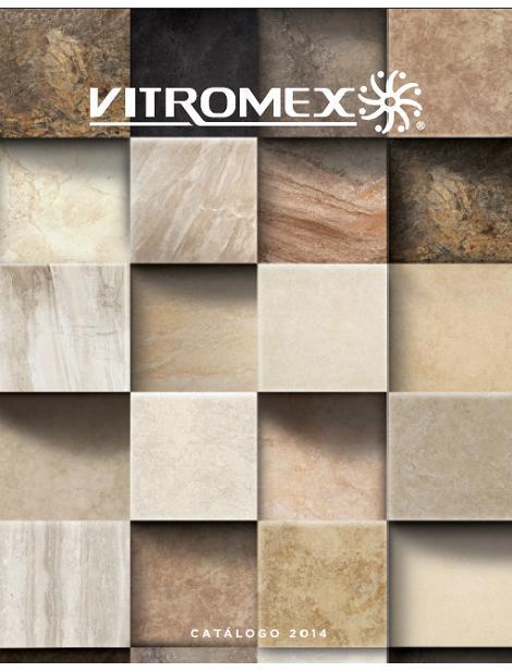 Vitromex N.03 Catálogo 2014