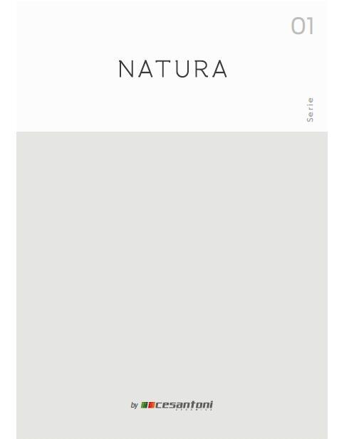 Cesantoni colección Natura 2021