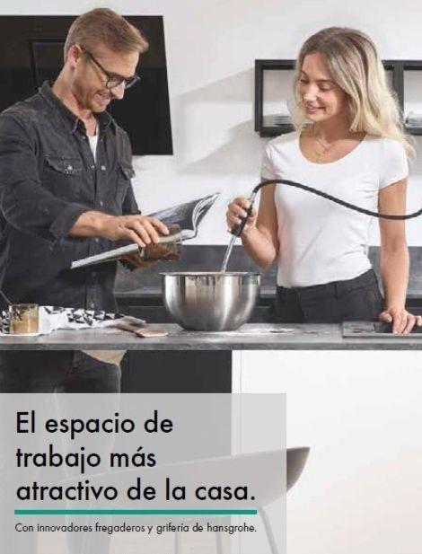 Hansgrohe cocina