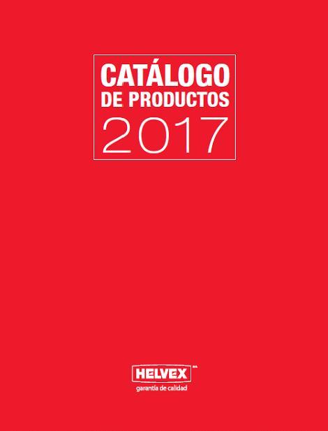 Helvex Catálogos de Productos 2017