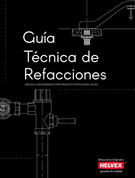 Helvex Guía Técnica de Refacciones 2020