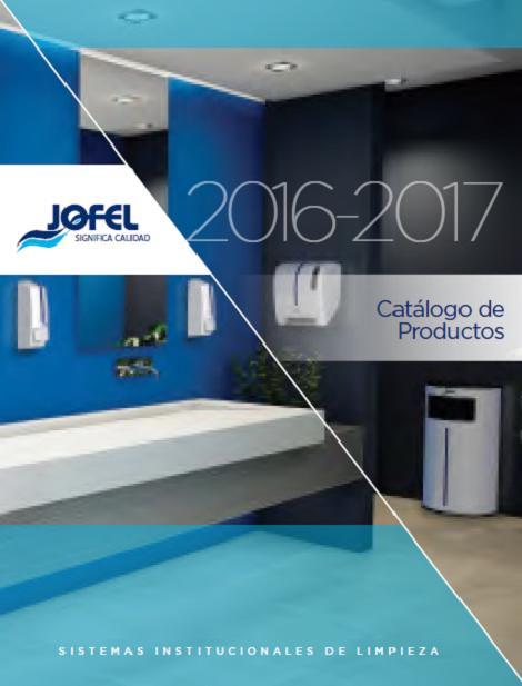 Jofel Catálogo 2016-2017
