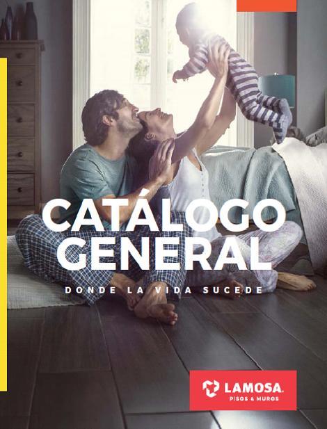 Lamosa Catálogo General 2017