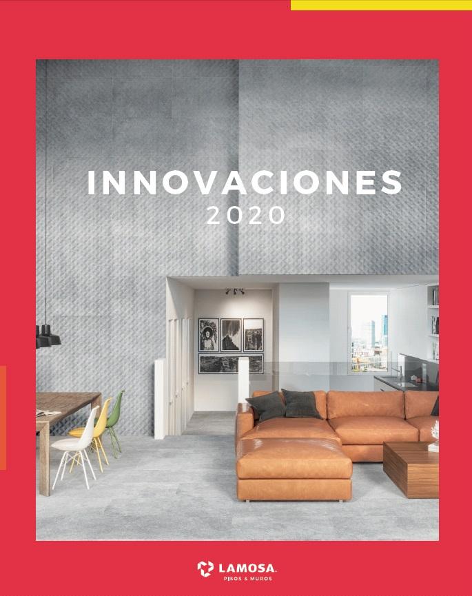 LAMOSA Innovaciones Pisos y Muros 2020