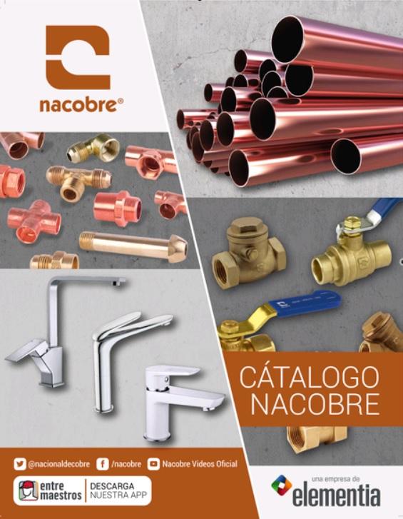 Nacobre Catálogo