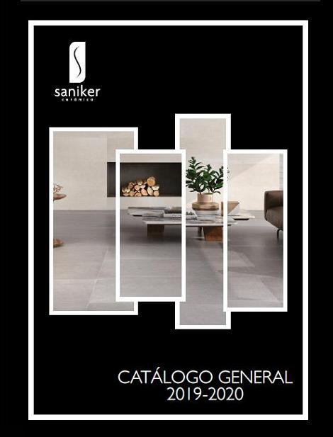 Saniker Cerámica Catálogo General 2019-2020