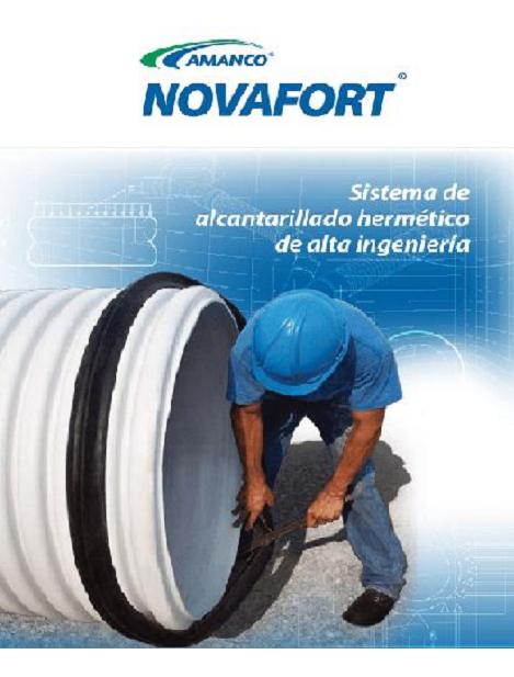 Tubos y Adhesivo Novafort