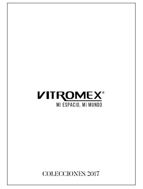 Vitromex Colecciones 2017