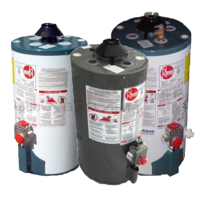 Calentadores de agua de depósito Rheem